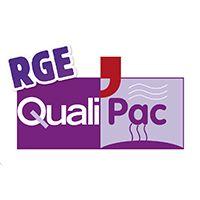 Logo de RGE Qualipac